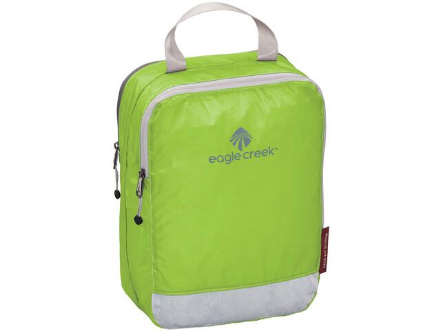 Eagle Creek Pack-It SpecterClean Dirty Medio Cubo, strobe green